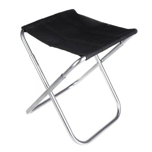 Portable Folding Aluminum Oxford Cloth Chair Outdoor Patio