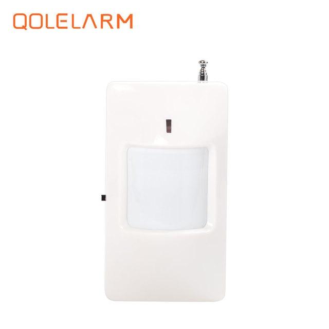 Russian/Spanish voice prompt Intercom SIM GSM Wireless Alarm System APP control Smart Home Burglar Security Alarm System Kit