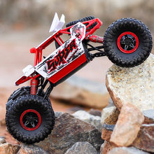 Original box Rc Car  4CH 4WD Rock Crawlers 4×4 Driving Car Double Motors Drive Big foot Car Remote Control Car Model Off-Road