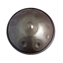 Upgraded 10 notes Handmade Handpan Antique Finish F major D Minor Hang Drum music Hand pan Drums Percussion Musical instruments