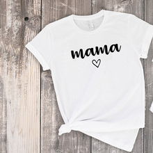 mom and daughter tshirt family summer tops big sister little baby girl clothes love matching mama new 2019