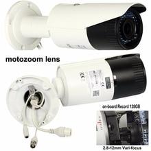 CCTV Ip camera video surveillance 3mp DS-2CD1631FWD-I 2.8-12mm motozoom lens lens POE Weather-proof firmware upgradeable