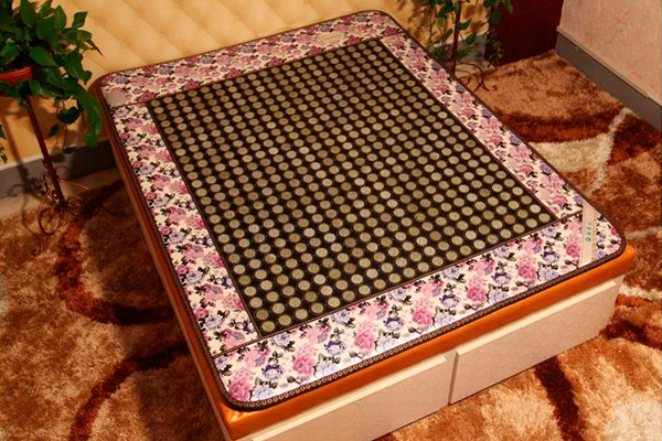 New! Good Tourmaline Mat Beauty Mattress Jade Physical Therapy Health Care Pad Heat Jade Mattress Cushion for Sale Free Shipping good quality natural jade mat tourmaline heat chair cushion far infrared heat pad health care mat ac220v 45 45cm free shipping