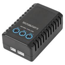 20 Вт черный литиевая батарея пластик AC Модель самолета баланс зарядное устройство адаптер питания
