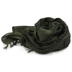 Image 3 - Airsoft Military Shemagh Thicken Muslim Hijab Multifunction Tactical Scarf Shawl Arabic Keffiyeh Scarves Fashion Scarf Women