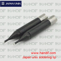 Japan UNIX P3D S Goot Soldering Iron Tips 10 Piece