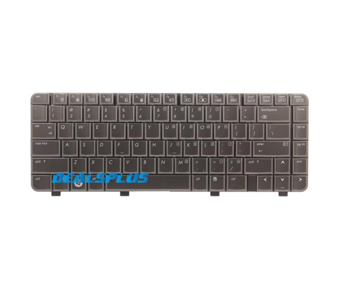 Новая кофейная Клавиатура для ноутбука hp Pavilion DV4 DV4-1000 Клавиатура США