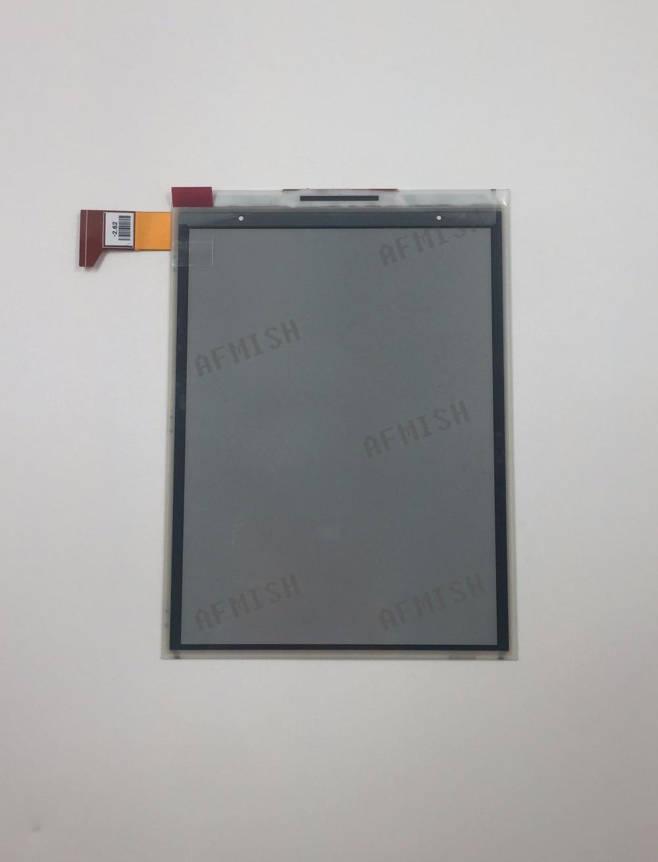 Pantalla LCD de 6 pulgadas para lector de libros electrónicos, 100% ED060SCQ, novedad, envío gratis