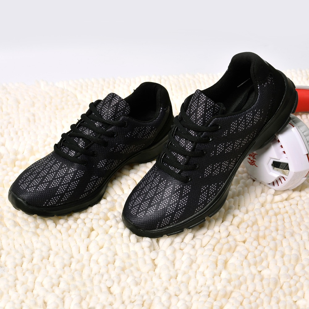 QANSI New Gradually Changing Color Women Running Shoes Spring Autumn Breathable Shoes Outdoor Sport Sneakers For Female 1678W 11