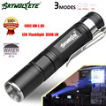 High Quality skywolfeye  Mini 3500LM Zoomable   Q5 LED Flashlight 3 Mode Torch Super Bright Light Lamp led mini flashlight