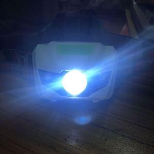 Image 5 - AloneFire HP30 4Mode lightweight Waterproof Headlight CREE LED Camping Head lamp Proyector Running Head light Headlamp AAAbattey