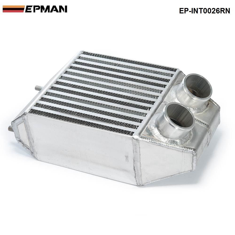 2 Row Racing Aluminum 5 Side Mount For Renault 5 R5 GT Turbo Super Capacity Intercooler EP-INT0026RN