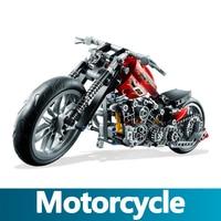 Technic Series 3354 378PCS Speed Racing Motorcycle Model Building Kits Compatible legoINGLYS Motorcycle Block Bricks Toys