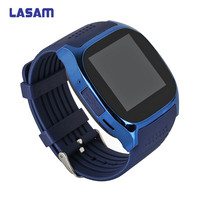 SPORT T8 Bluetooth Smart Watch With Camera Music Player Facebook Whatsapp Sync SMS Smartwatch Support SIM