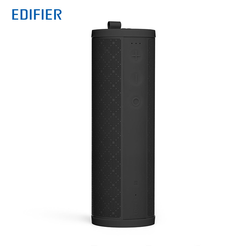 Edifier MP280 Bluetooth Speaker Cylindrical Design Full 360 Sound Portable Speaker Bluetooth 4.0 Wireless Speaker MicroSD Slot tronsmart element t6 mini bluetooth speaker portable wireless speaker with 360 degree stereo sound for ios android xiaomi player