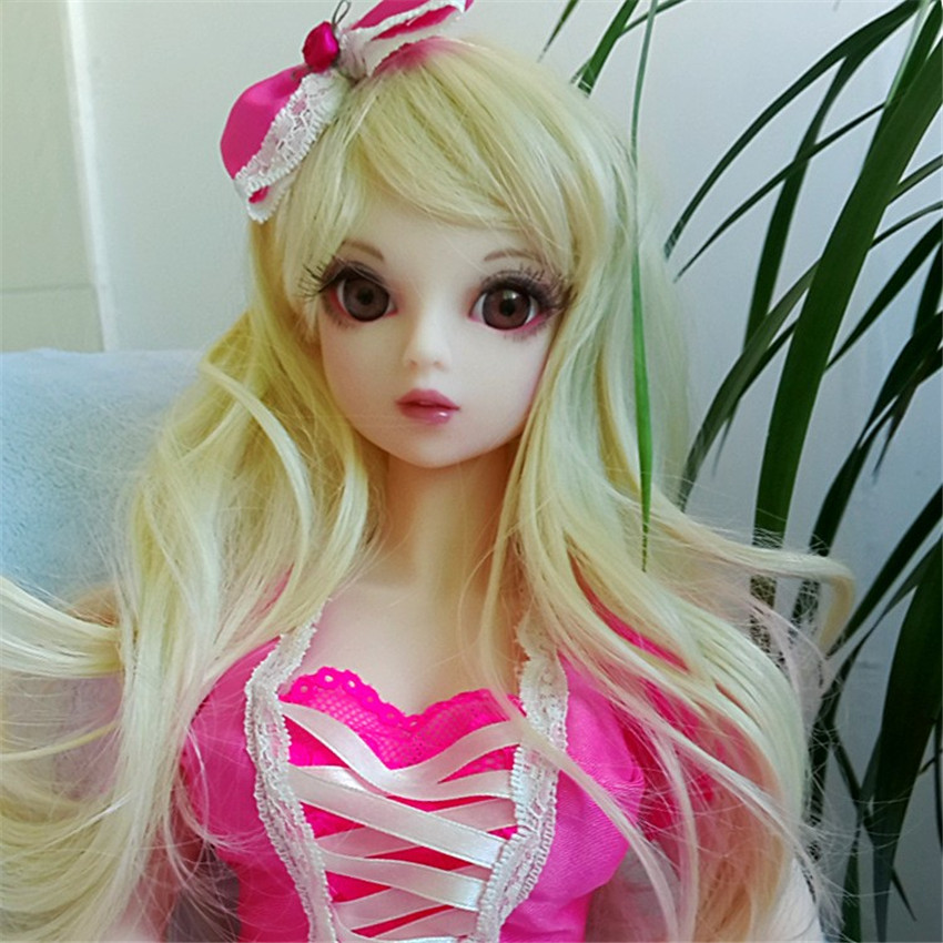 Big eyes LORI high simulation human body silicone entity font b doll b font non inflatable
