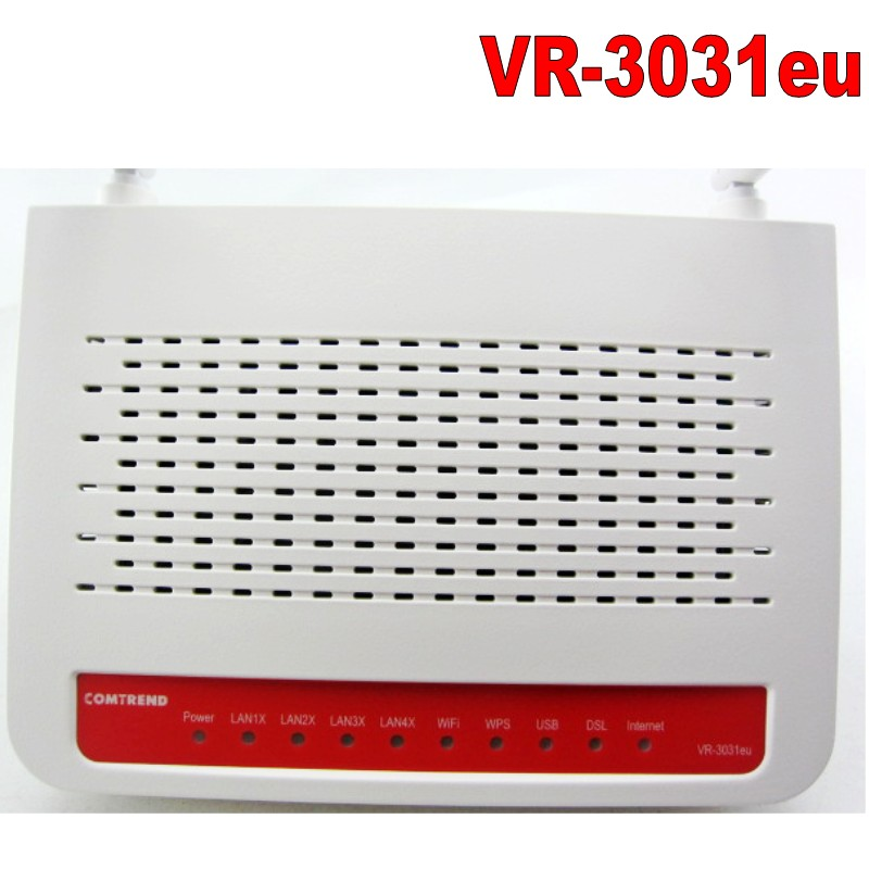 Vodafone ADSL/VDSL Modem Comtrend VR-3031eu
