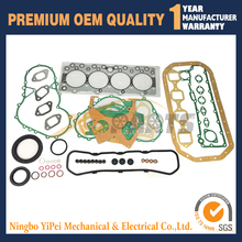 Full Rebuild Gasket Kit Set For ISUZU 4BD1T 4BD1-T Engine Hitachi EX120 EX150 excavator