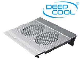 Laptop cooling pad snowman n8 aluminum panel quieten notebook computer cooling plate
