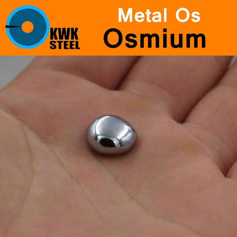 Os Osmium Ball Bead Pure 99.95% Periodic Table of Rare-earth Precious Metal Elements for Research Study Education Collection inhibitor adsorption and thermodynamic study of metal corrosion