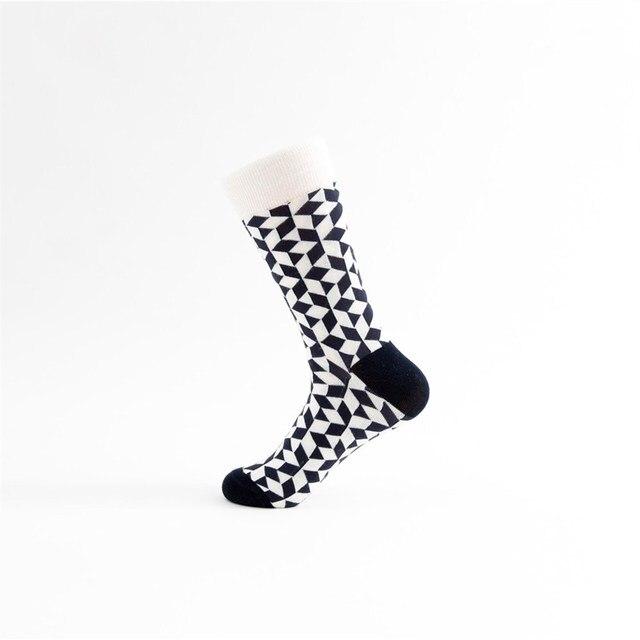 18017BK Cotton Socks
