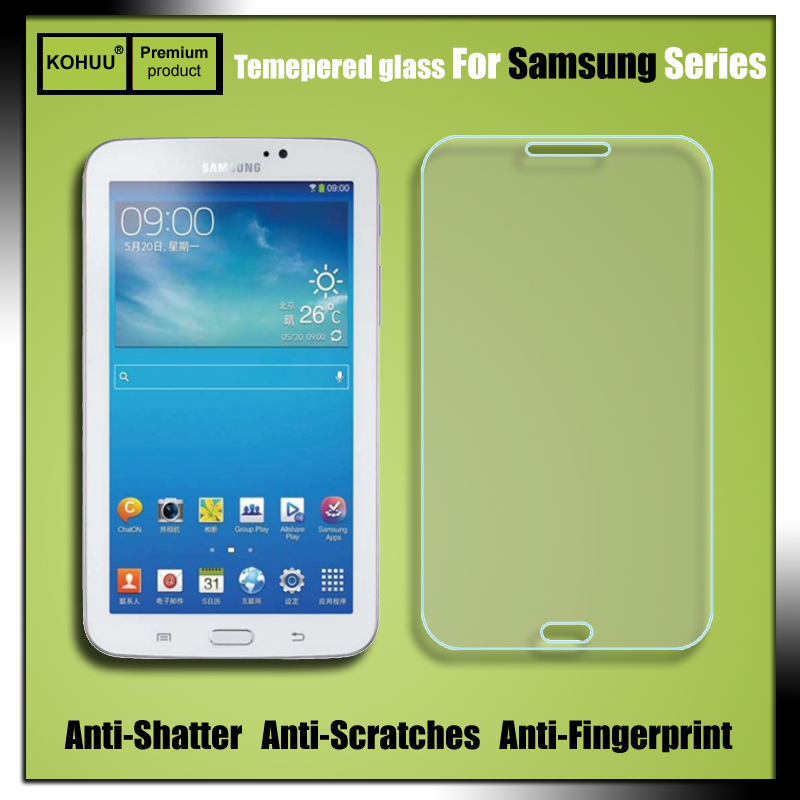 "Tempered Glass Screen Protector Film For Samsung Galaxy Tab 3 7.0/"" SM-T210//p3200"