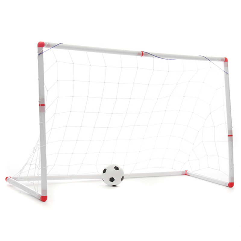 Other Toys For Baby Smart Childrens Kids Outdoor Play Junior Football Goal Soccer Set With Ball And Pump