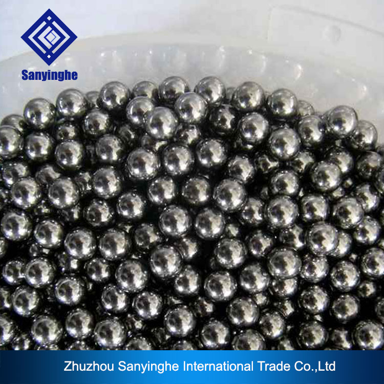 100Pcs 2mm High Precision Carbide Ball Tungsten Steel Ball for Bearing Machine