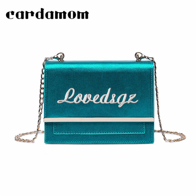2018 Fashion Women Pu Leather With Ribbon Flap Bag Small Shoulder Bag Messenger Bag For Lady Crossbody Bag with Scarves for Wome