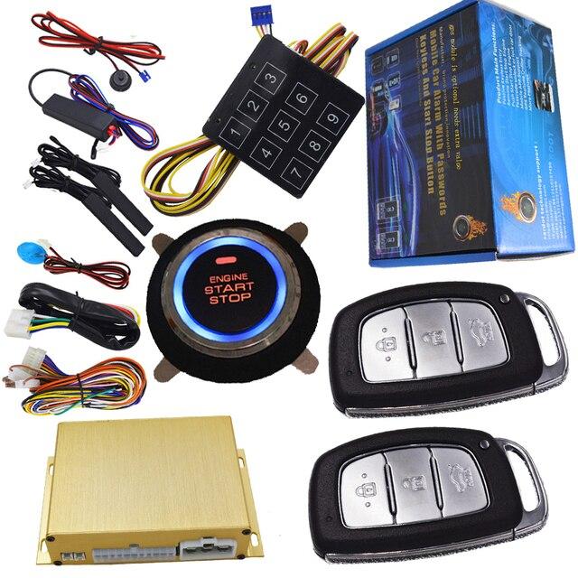 Aliexpress Com   Buy Smart Car Alarm System Push Engine