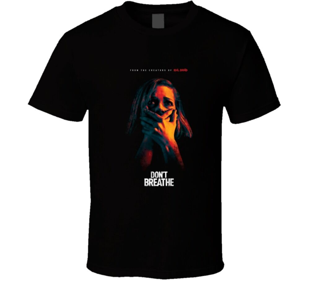 Don't Breathe Horror Cult Movie T shirt