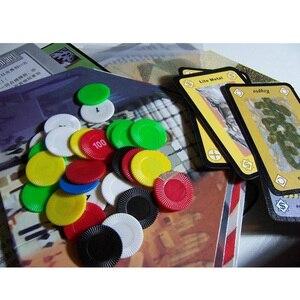 Image 2 - Jeu de société dart moderne pour 3 5 joueurs, famille ou fête, meilleur cadeau pour enfants, jeu aux enchères amusant