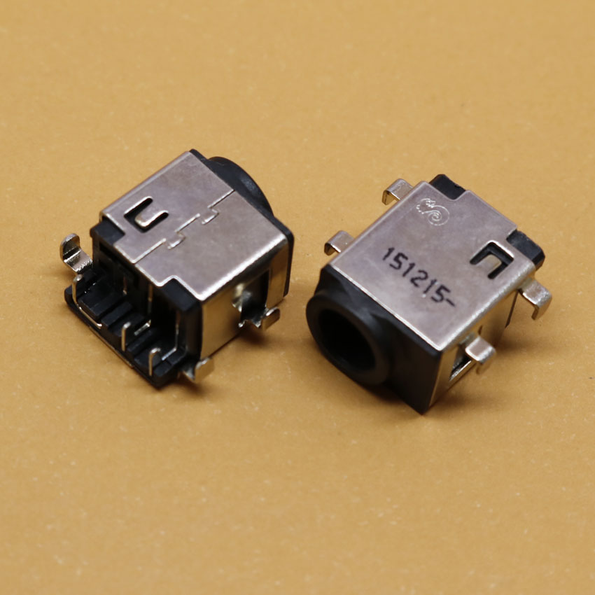 ChengHaoRan 1 Piece For Samsung 510R5E-SO1 NP520U4C <font><b>NP550P5C</b></font> NP530U3B Notebook Laptop AC DC Power Jack Socket Connector,DC-095 image