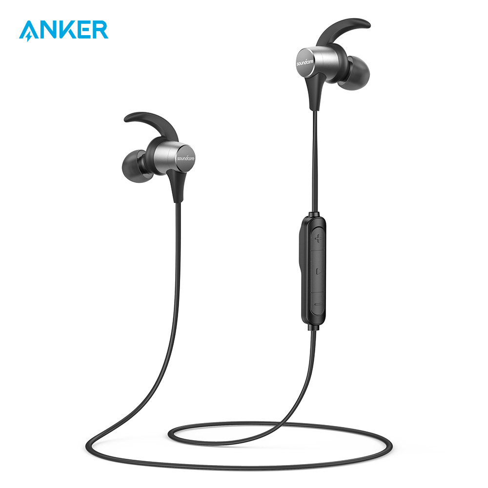 Earphones & Headphones Anker A3402 wireless bluetooth headset gaming play smartphone computer PC gaming headset wireless headphones bluetooth earphone edifier g4 headphone earbuds earphones with microphone red and green color