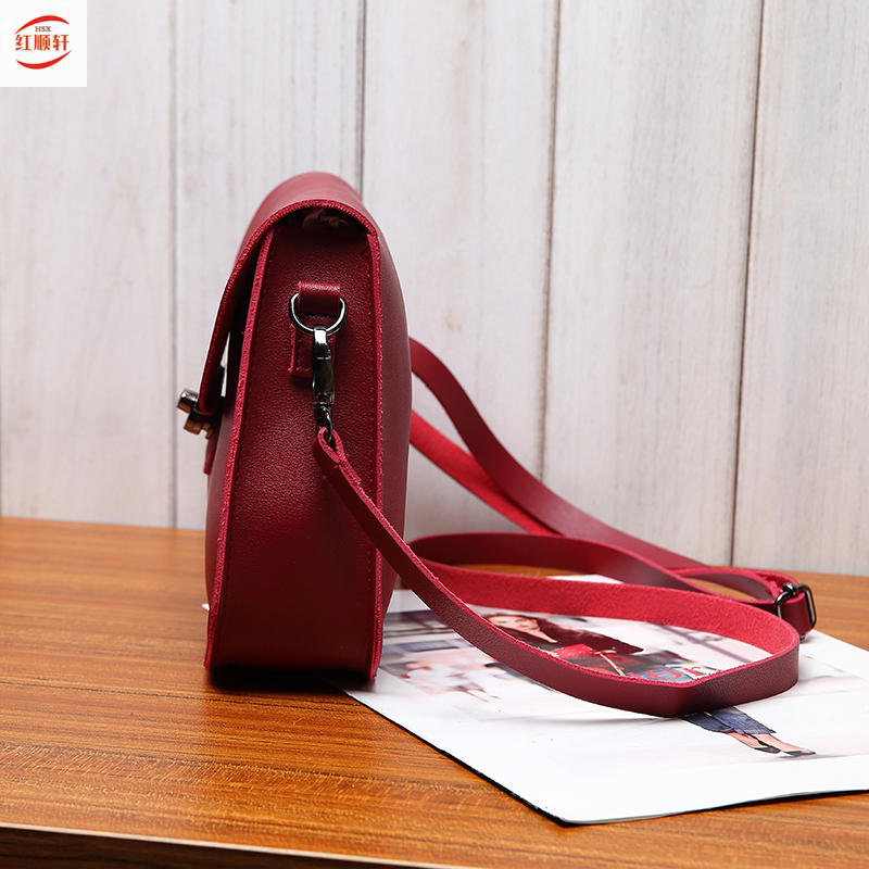 3e45cd88d81f UKQLING Small Women Messenger Bags Flap Handbag Soft PU Women Bag Lady PU  Leather Purse Cheap Crossbody Bags for Girls 5 Colors-in Top-Handle Bags  from ...