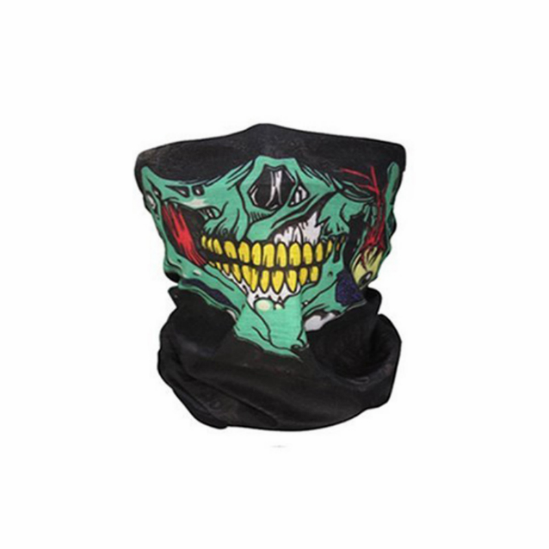 11-1-2-Piece-Motorcycle-SKULL-Ghost-Face-Windproof-Mask-Outdoor-Sports-Warm-Ski-Caps-Bicyle-Bike