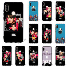 Colorful Bangtan Boys Face Yourself Love BTS Phone Cover for Xiaomi Redmi Note 6 Case 5 Pro 4A 5 Plus 5A Prime 4X 6A Cases(China)