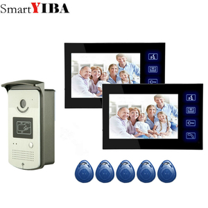SmartYIBA Touch Panel Wired Ho