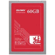 "Gloway Fabrik Direkt Qualitätssicherung 2,5 ""60 GB 64 GB Solid State stick high speed ssd 60 Solid State Disk SSD SATA3 60 GB"