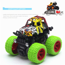 MrY Model Birthday Gift Toy for Kids High Simulation Graffiti Alloy Diecast Model Car 1:36 Auto Four-wheel Drive Suv Diecast Car Toy 1 18 diecast model for acura mdx 2015 red alloy toy car miniature collections page 4