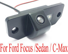 "Auto Achteruitrijcamera ""Parking Reverse Monitor Voor Ford Focus Sedan 2 3 C-Max C Max Mondeo(China)"