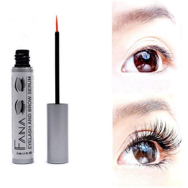 Powerful Eyelash Growth Treatments Liquid Serum Enhancer Eye Lash Longer Thicker Better than Eyelash Extension
