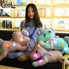 GonLeI Luminous Led Light Stuffed Unicorn Plush Toy Soft Flashing Stuffed Animal Unicornio Doll Children Kids
