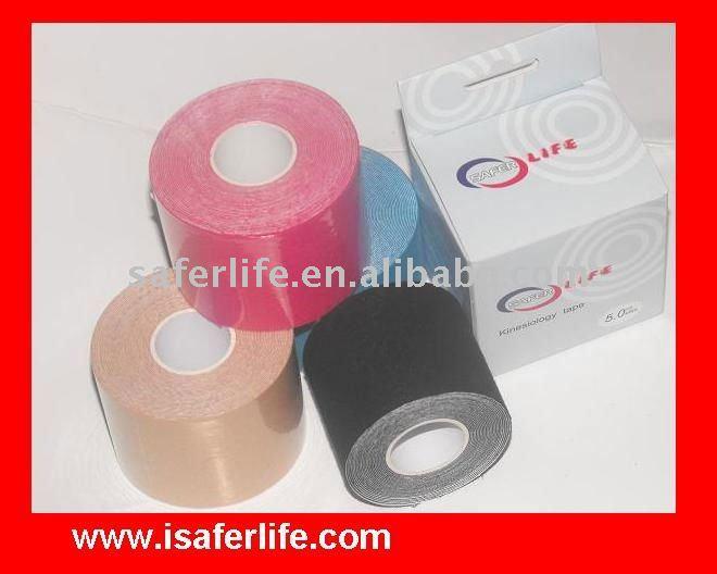 terapie pásky sport Kineziologie pásky CURE TAPE