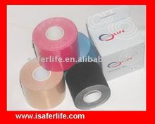 therapy tape sports Kinesiology tape CURE TAPE