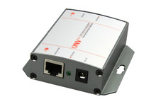Single port super high power Gigabit PoE injector. Single port power is 95W,2x 10/100/1000M RJ45 ports