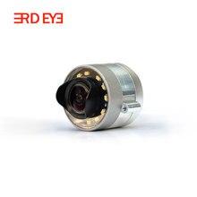 2-мегапиксельная 1080P широкоугольная 170 градусов IP68 подводная рыболовная камера