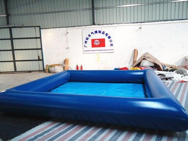 Лучшие цены и качества Crazy 6x6 м бассейн, производство бассейн, /розничная надувные бассейн