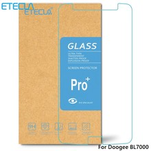 2PCS Doogee BL7000 Tempered Glass Doogee BL7000 Glass Doogee BL 7000 Screen Protector Case 0.26mm HD 2.5D Clear Tempered Glass(China)