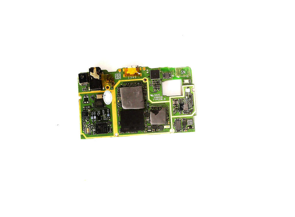 Utilisé la carte mère carte mère conseil pour Lenovo p780 téléphone portable 4 GB ROM